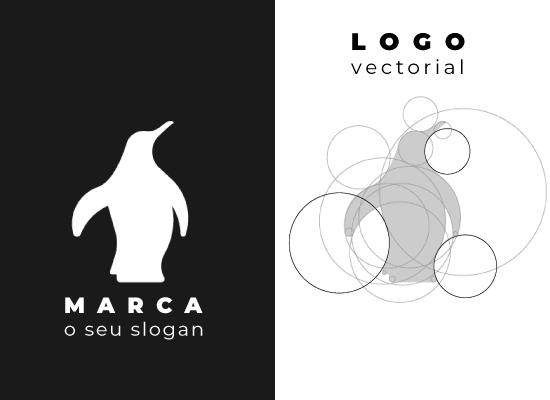 criação de logotipo original para marca ou empresa