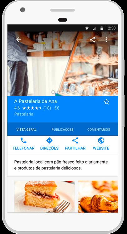 perfil google empresa gratuito